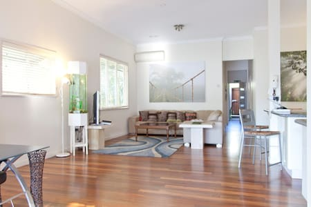 Luxury Central 4 Bed Room House - Brisbane - Casa