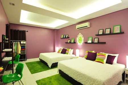 D'Brug Home Stay Family Package 2 - Malakka - Loft