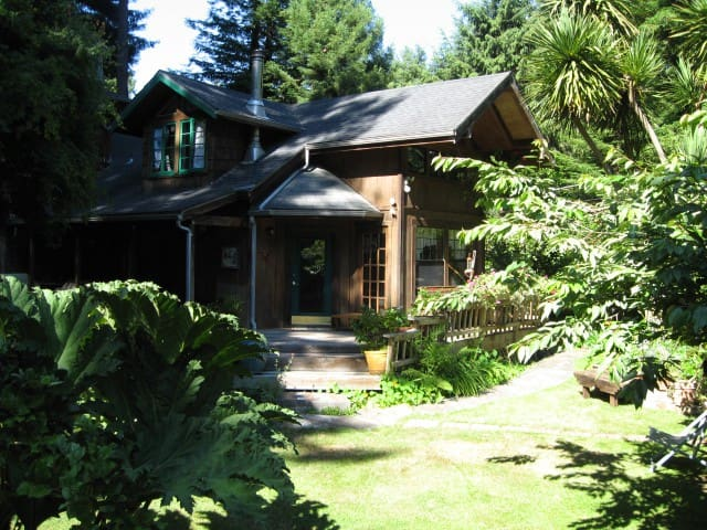 West Of Haven Redwood Retreat - Trinidad - Rumah