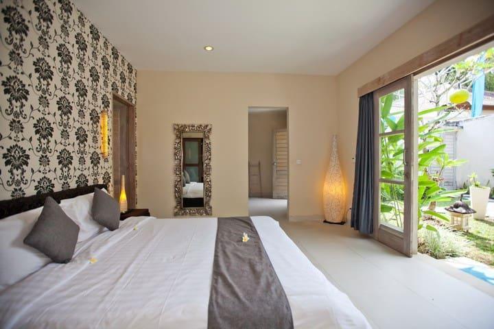 Bedroom Villa Mala (private)