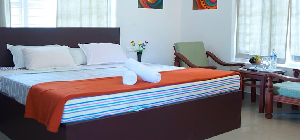 Ayurveda kshetra beach resorts - Trivandrum - Bed & Breakfast