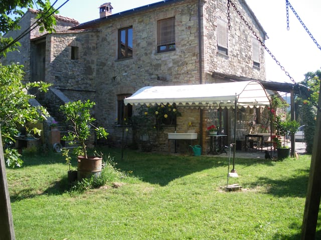 ORGANIC B&B Porcupine+Nightingale - Orvieto - Bed & Breakfast