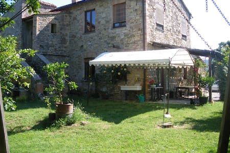 BIO/ECO B&B Istrice e Usignolo - Bed & Breakfast