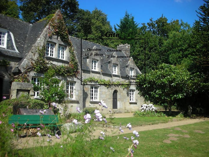 Cottage for 4 in South Brittany