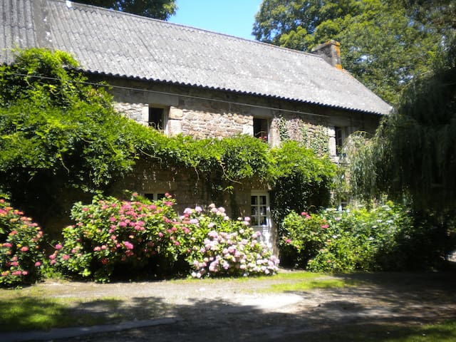 3 BnB rooms in South Brittany - Hennebont - Bed & Breakfast