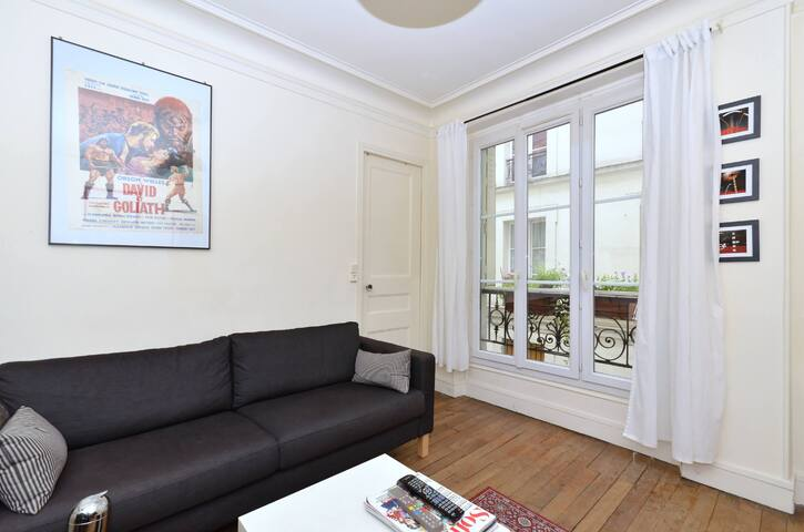 Cosy Appartment near Montmartre !