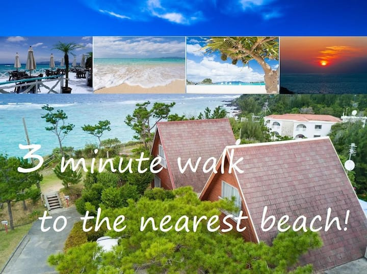 Walk to the beach&good access to Aquarium LL1