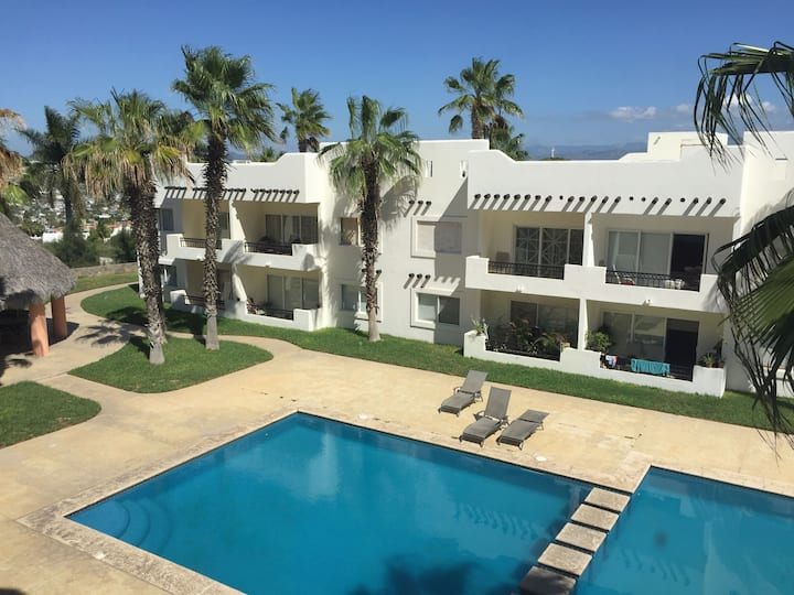 Excellent, comfortable & private condo in Cabo!!