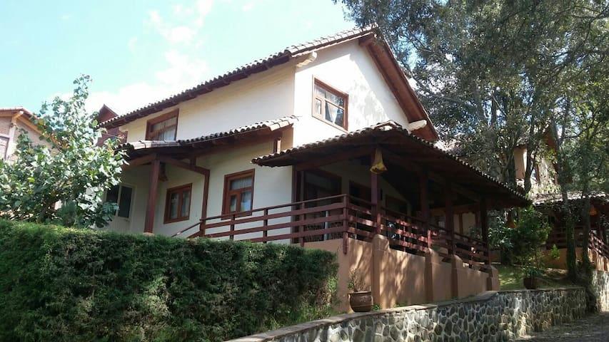 Cabaña Florencia en el Bosque - Mazamitla - Huis
