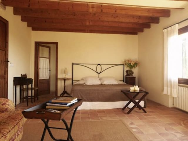 Junior Suite @ agroturismo - Manacor - Bed & Breakfast