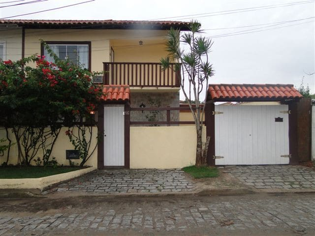 front view - fachada