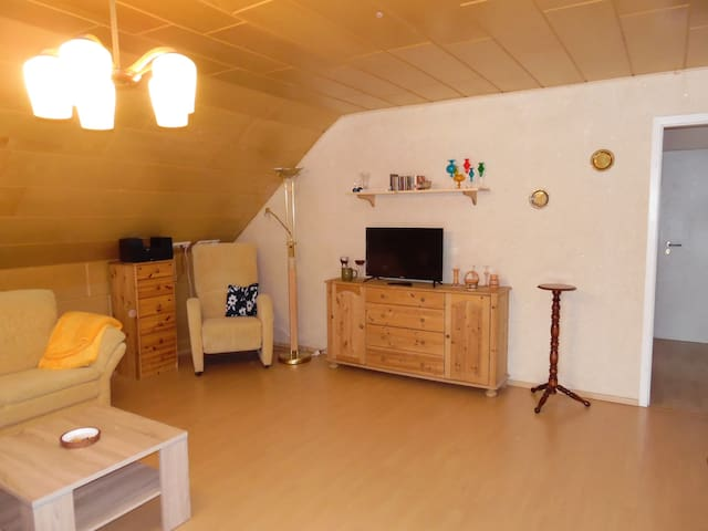 Ferienwohnung Pleißenblick - Böhlen - Vakantiewoning