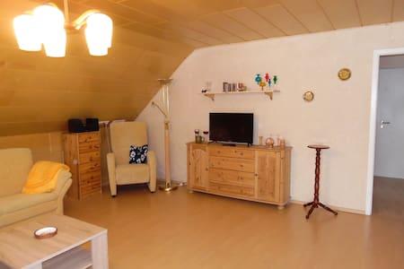 Ferienwohnung Pleißenblick - Böhlen - Ferienunterkunft