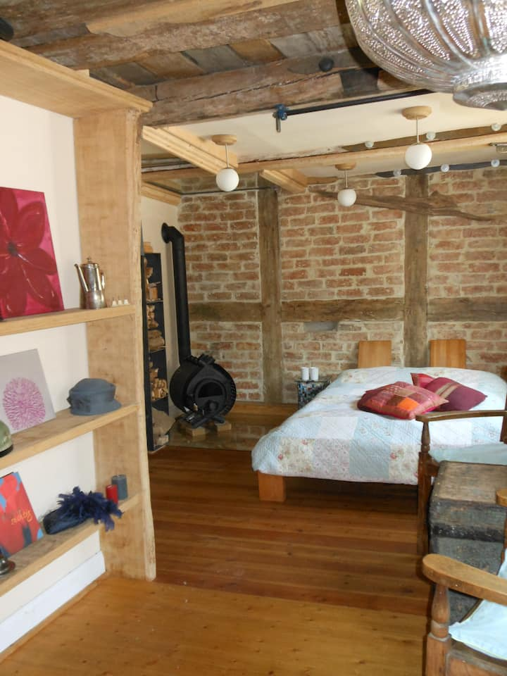 im Ganghaus mein schönstes Zimmer,1