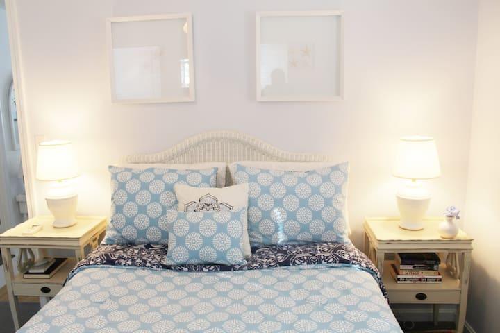 !st Floor Blue Bedroom