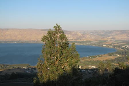 Spacious room near Lake Tiberias - Poria Illit - 独立屋