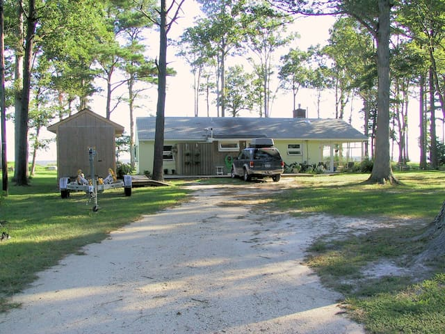 I Love to Fish on Chesapeake Bay - Heathsville - House