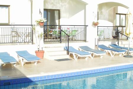 Arianne sea views apartment with 2 bathrooms - Emba