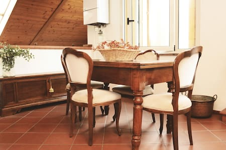 Antique town-new high end attic! - Mantova - Apartmen