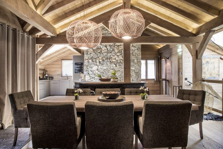 The Luxury Suite Chalet 5* Private residence
