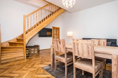 HEART OF PRAGUE APARTMENT - Praha - Huoneisto