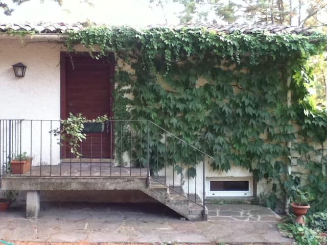 Casa di campagna ai piedi del borgo - Tarano - Apartment