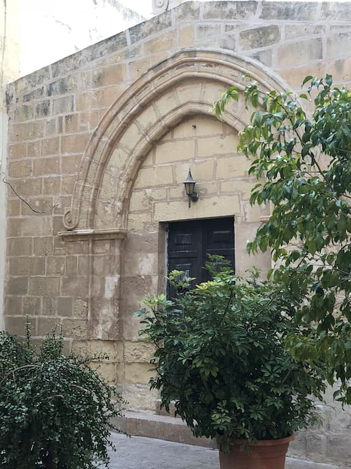 St Bartolomeo Chapel