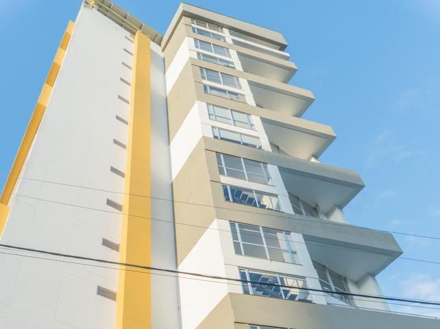 Ideal y acogedor apartamento amoblado, Apto 1307
