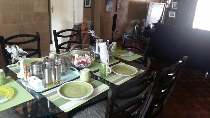 Charming apartment located in Westlands
