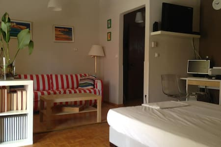 SEASIDE MODERN CENTRAL IN NIDRI   - Lefkada - Apartment