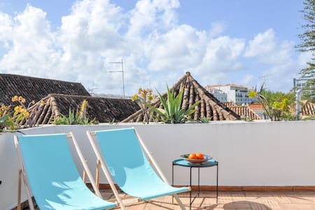 Chic 1BR Suite in Tavira's Historical Centre