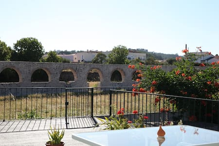 The House of the Aqueduct of Louriçal