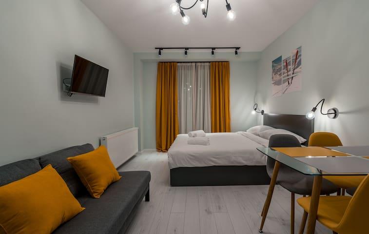 ❆ New Gudauri  LOFT 2 Apartment ❆