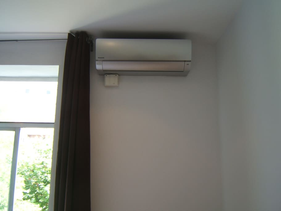 AIR CONDITIONING: very important in Barcelona