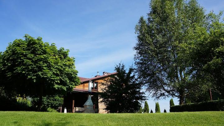 Beautiful traditional house