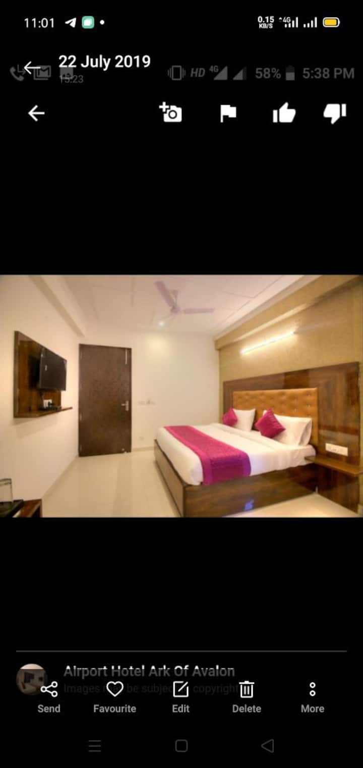 Couple Friendly Room