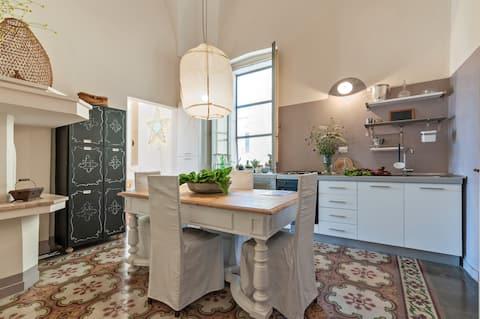 Stylish apartment near Gallipoli
