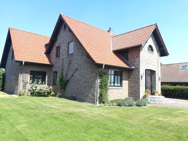 Landhausidylle am Niederrhein