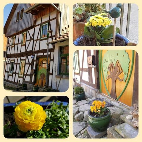 A cottage in Herleshausen