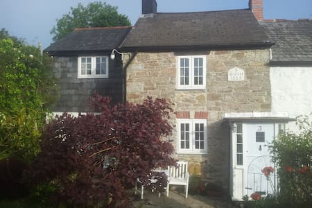 Cosy Cornish Cottage -  St Cleer - Rumah