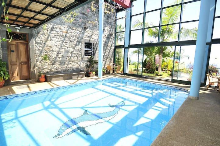 VILA AFONSO COTTAGE - POOL, SEAVIEW - Estreito De Câmara - Apartamento