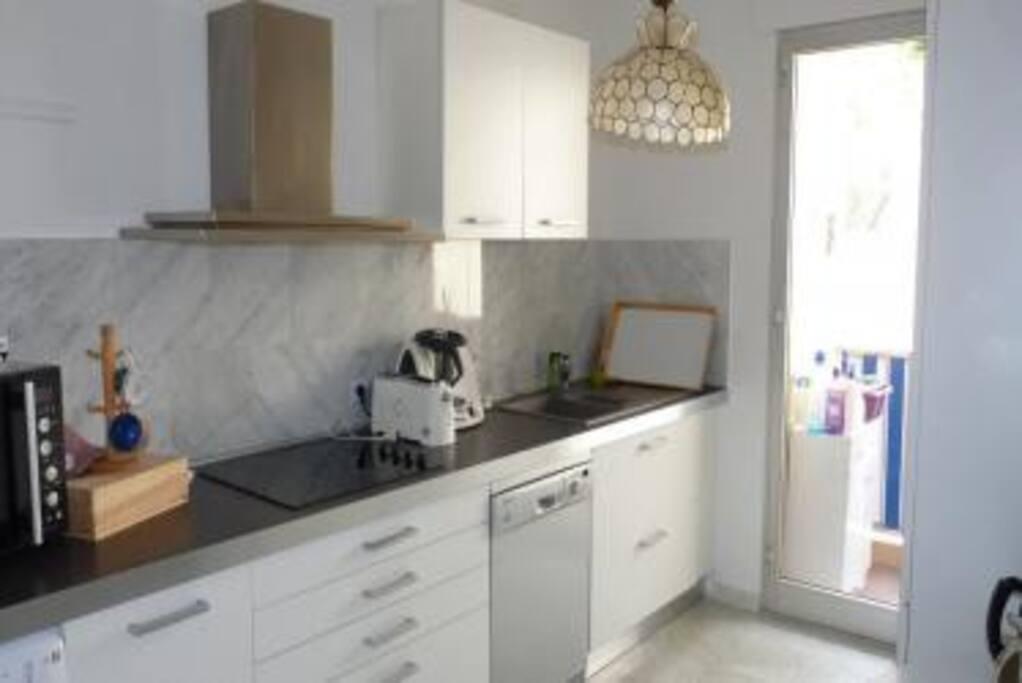 salon de cuisine キッチン