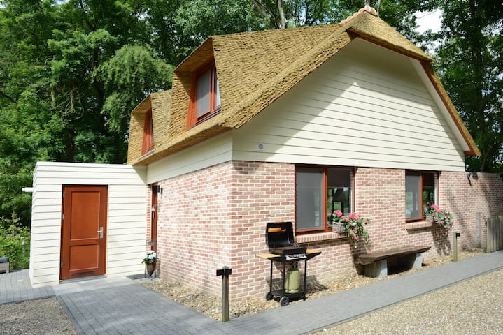 Luxurious Bungalow near Maastricht -  Rekem (B)  - Casa