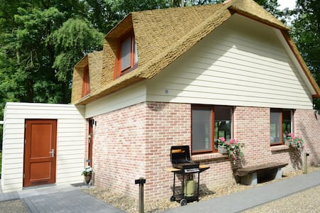 Luxurious Bungalow near Maastricht - House
