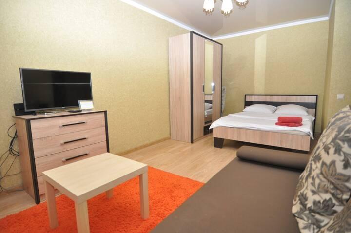 Apartment inthe centerКвартира в центре на Радищев