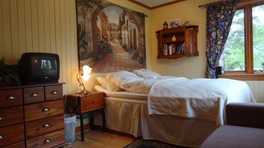 Solheim Accommodation - Double room