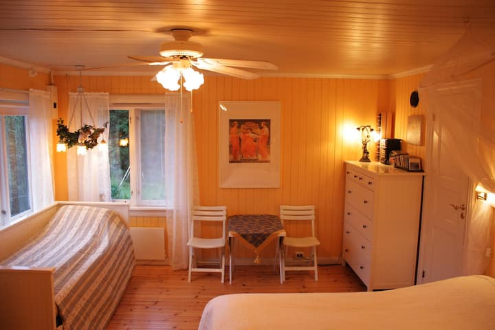 Solheim Accommodation - Triple room