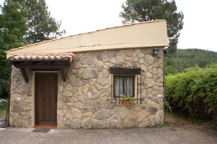 Abedul bungalow in nature (4-6 pax) - Arenas de San Pedro - Chalet