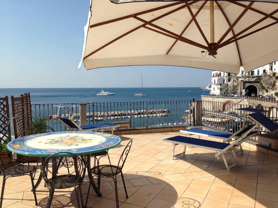 Atrani masaniello amalfi coast appartamenti in affitto for Appartamenti amalfi