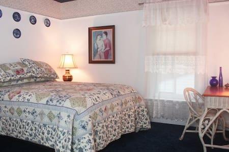 The Blue Room - Fort Benton